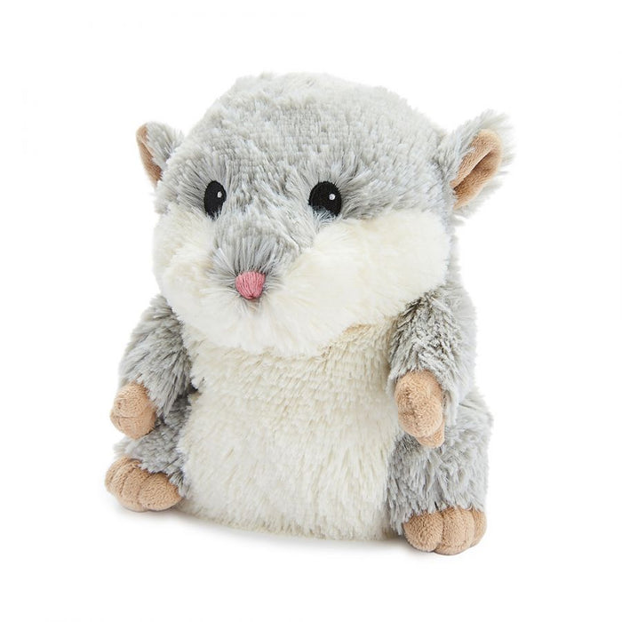 Warmies Microwavable Heatable Soft Toy Hamster Lavender Scent Sleep & Relaxation Aid