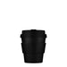 ecoffee bamboo eco friendly coffee cup in solid black