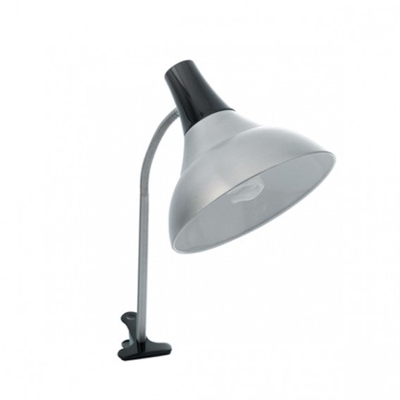 The Daylight Company Artist Easel Lamp Clip On With Flexible Arm, 6500k White