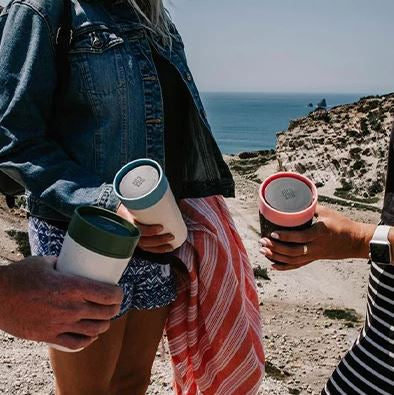 Circular&Co Reusable Recycled Coffee Cup Eco Sustainable Travel Tumbler 8oz