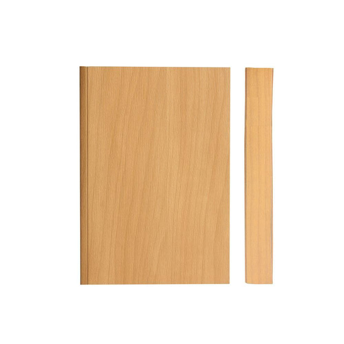 Slab A6 Lined Notebook - Various Colours