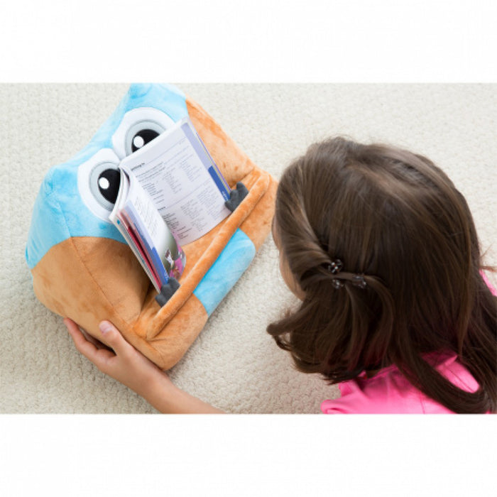 Thinking Gifts Cuddly iPad, Tablet & Book Holder/Stand, Various Designs