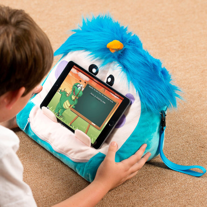 Thinking Gifts Bookmonster Deluxe iPad, Tablet & Book Holder/Stand