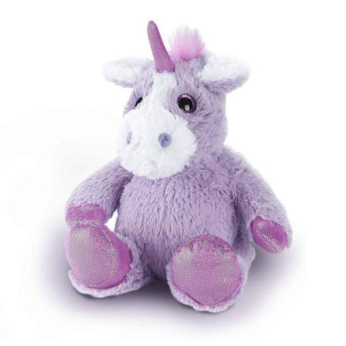 Warmies Animals Microwaveable Cuddly Toy With Lavender Scent - Pink Unicorn