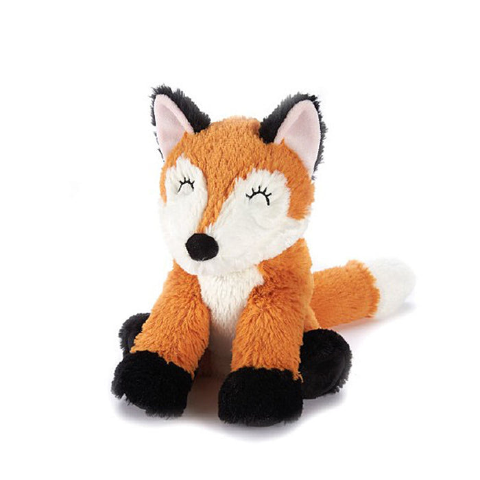 Warmies fox heatable plush toy