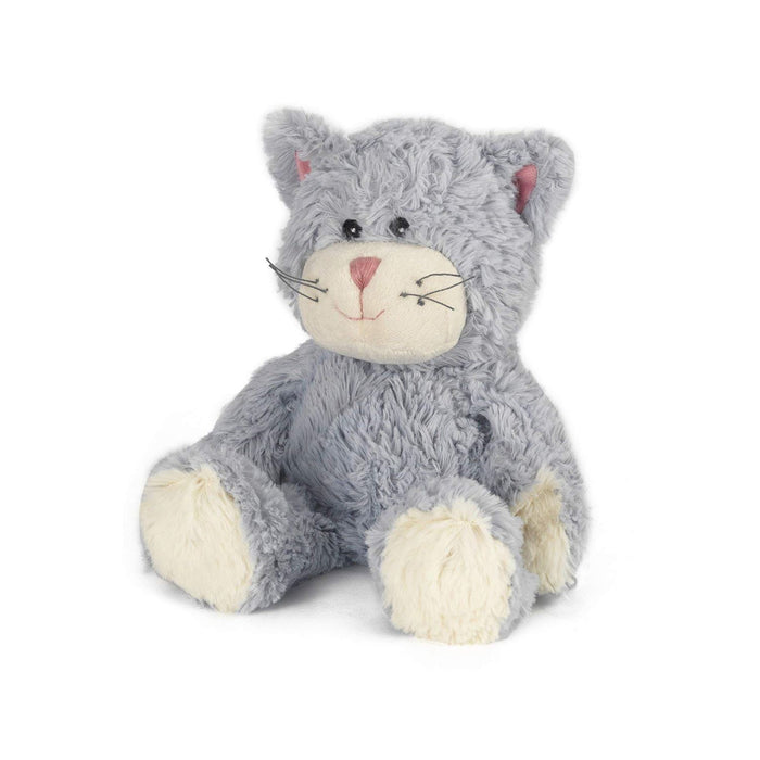 Warmies Mini Microwavable Soft Plush Toy With Lavender Scent - Animal Pets