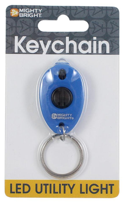Keychain Rubberised LED Light