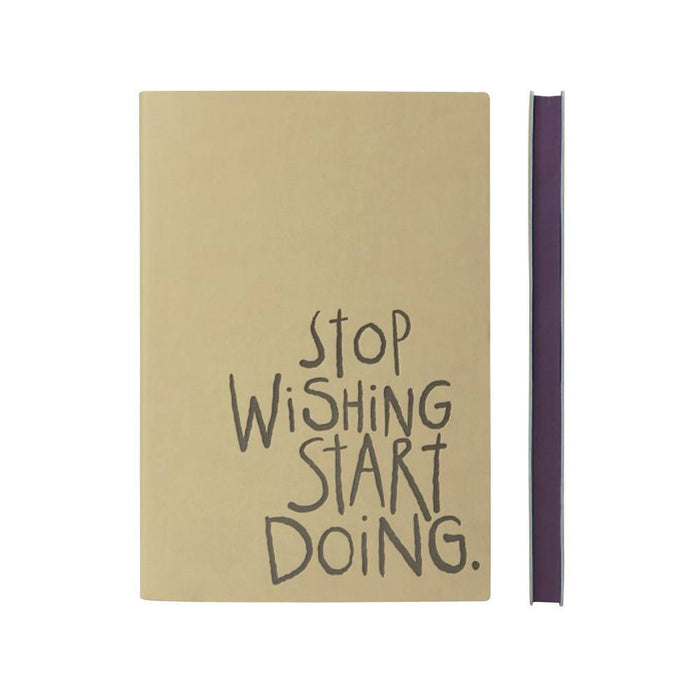 Signature Inspiration Motivational  A5 Lined Notebook