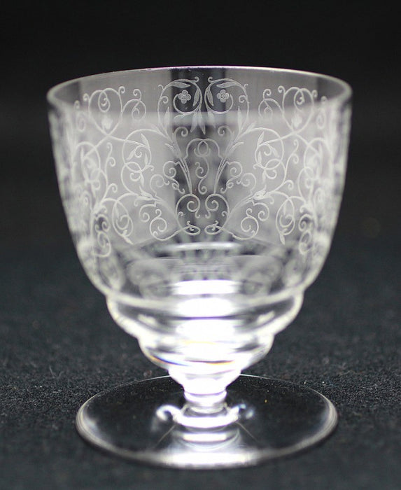 "22935 Baccarat (""Ruri"" wine glass (early 20th century))"