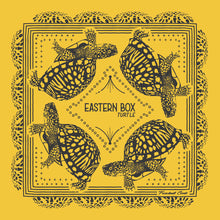 Load image into Gallery viewer, Eastern Box Turtle Bandana