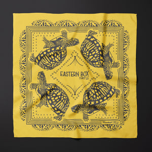 Eastern Box Turtle Bandana