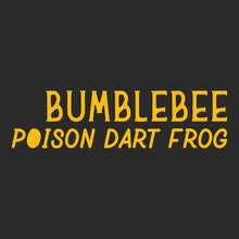 Load image into Gallery viewer, Bumblebee Poison Dart Frog Tshirt