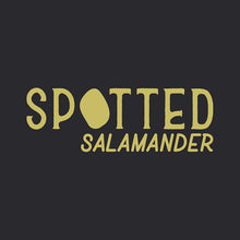 Load image into Gallery viewer, READY TO SHIP // Spotted Salamander Tshirt