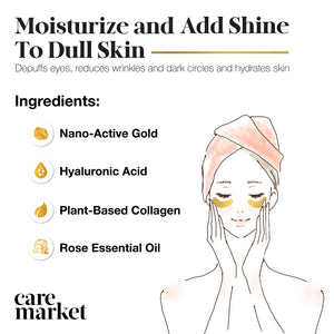 benefits of collagen enriched under eye masks