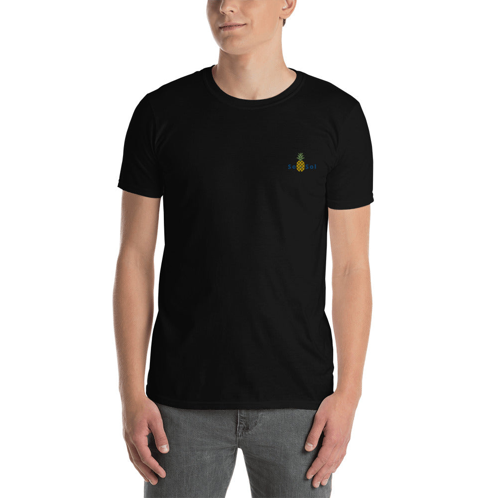 So-Sol Short-Sleeve Unisex T-Shirt