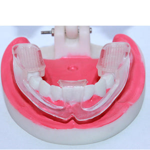Professional Mouth Guard Safety Soft Food silicone Sport Teeth Protective Guard Karate Basketball Boxing Stop Snoring Bruxism