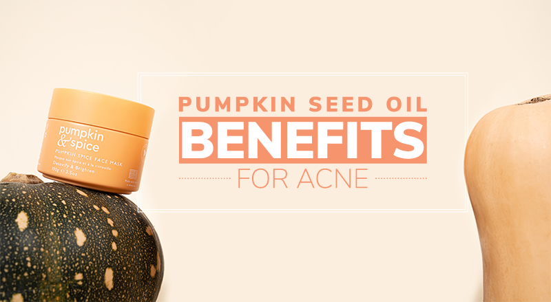 Pumpkin Seed Oil Benefits For Acne