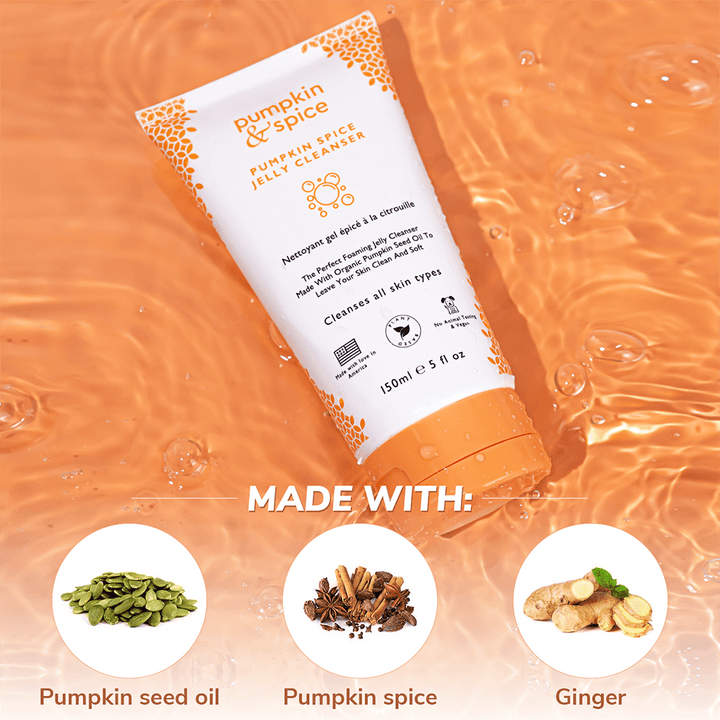 Pumpkin & Spice Jelly Cleanser