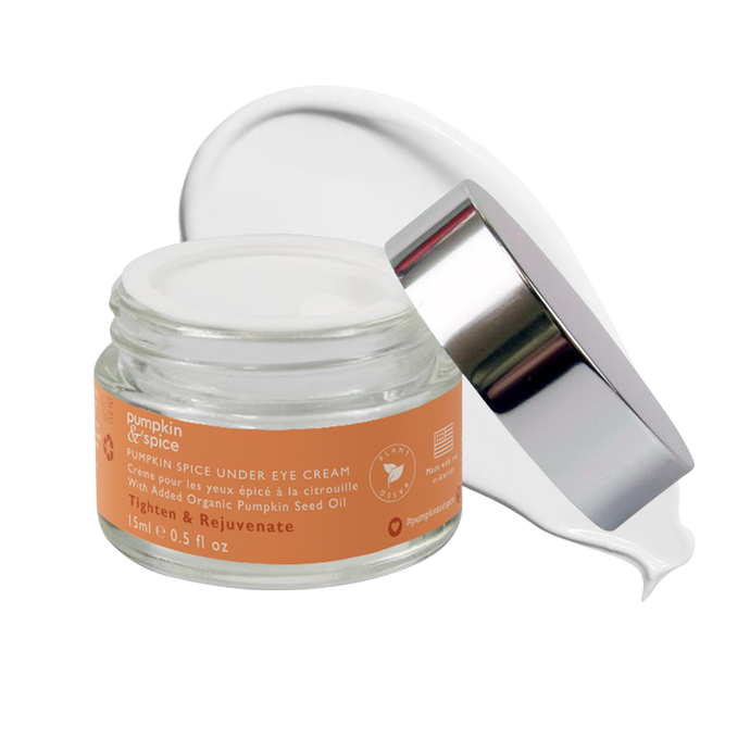 Pumpkin & Spice Under Eye Cream