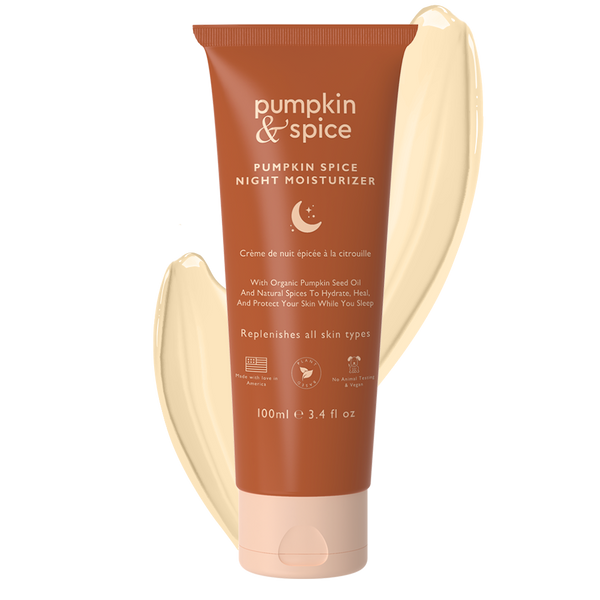 Pumpkin & Spice Night Moisturizer