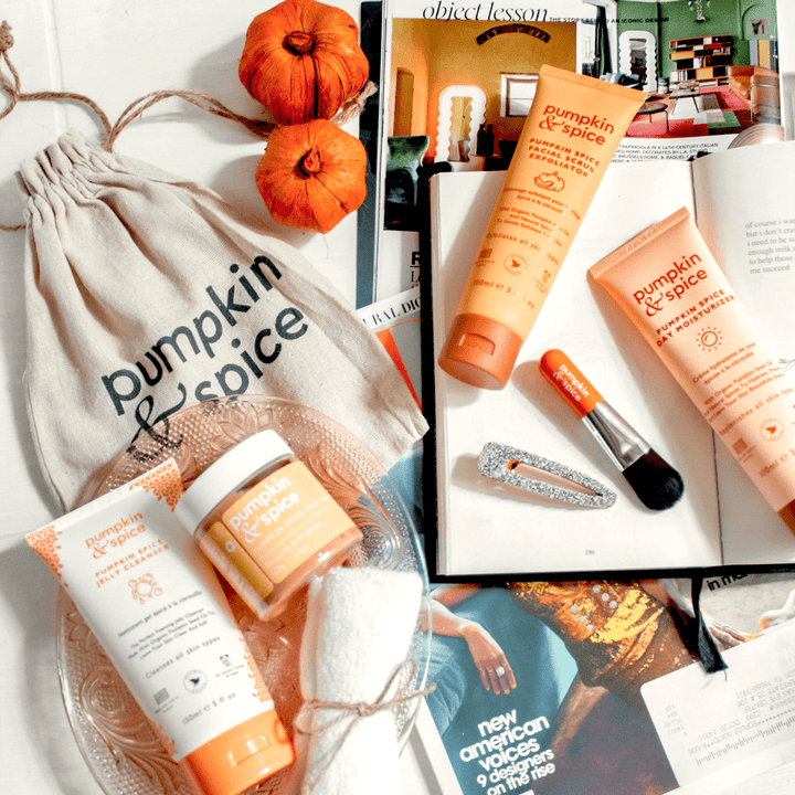 Pumpkin & Spice Ultimate Skincare Bundle