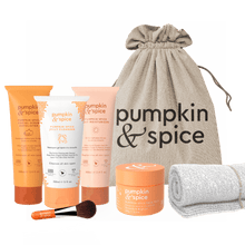 Load image into Gallery viewer, Pumpkin Spice Skincare Bundle