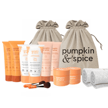 Load image into Gallery viewer, Pumpkin Spice Ultimate Skincare Bundle