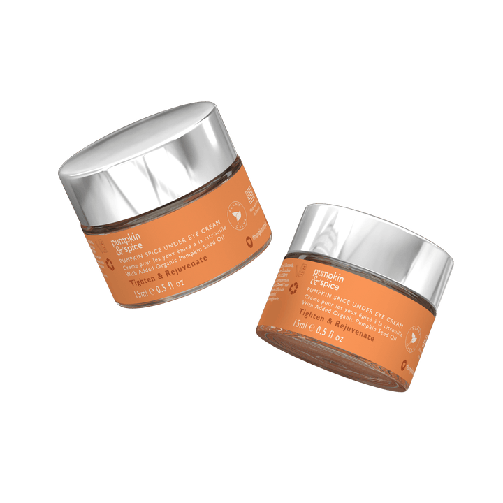 Pumpkin Spice Under Eye Cream