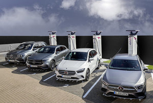 Mercedes-Benz presents its new plug-in drives for A- to S-Class