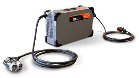 MDC22 MOBILE DC FAST CHARGER 22kW