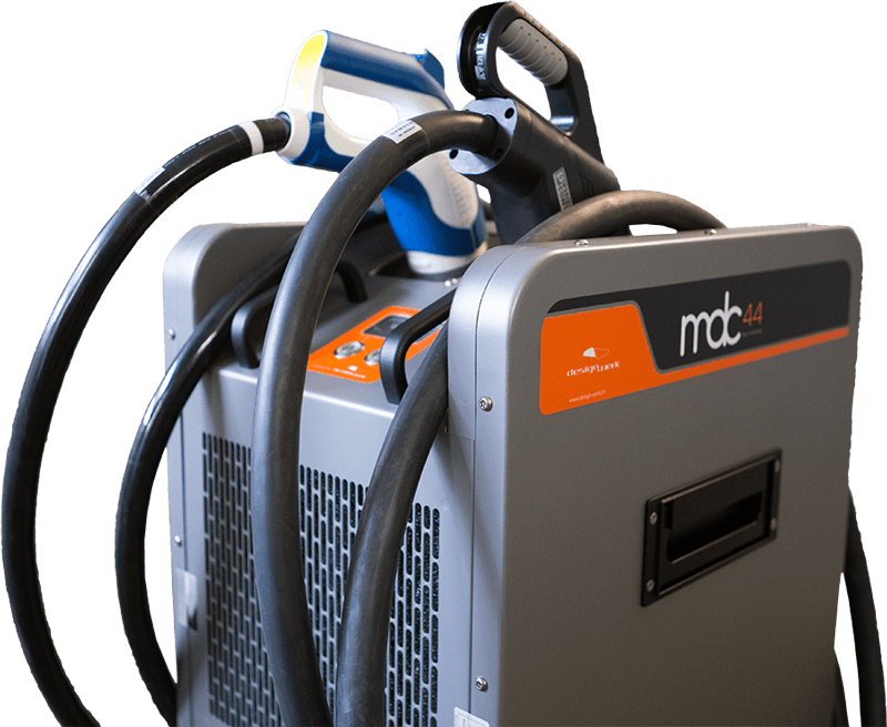 MDC44, MOBILE DC FAST CHARGER 44kW 400V