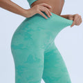 New Color Camo Seamless Leggings