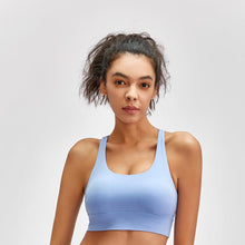 Load image into Gallery viewer, MAGIC Brushed Material Cross Back Sports Bras
