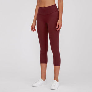 POSTURE Women Capri Yoga Leggings