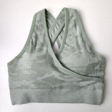 Load image into Gallery viewer, Camo Seamless Bras