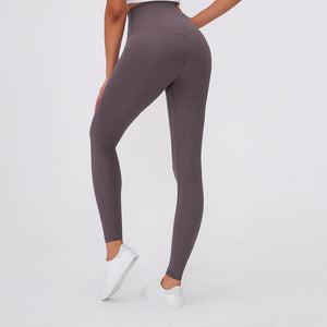 7/8 EXPLORING Higher Waisted Yoga Pants 25 Inch Inseam