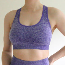 Load image into Gallery viewer, Updated Version Vital Seamless Sport Bras