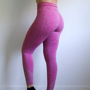 New Marl Color Classic Energy Seamless Leggings