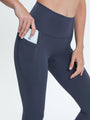 LOVELIFE Women Yoga Leggings Full Length with Side Pockets Buttery Soft