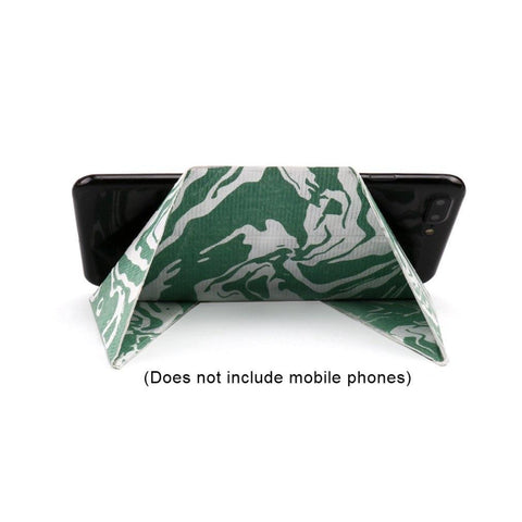Creatives Origami Ultra-Thin Bracket Tablet Laptop Desktop Folding Bracket Lazy Mobile Phone Holder Bracket