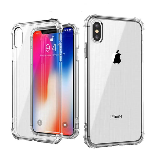 iPhone 11 Rugged Four Corner Bumper Case