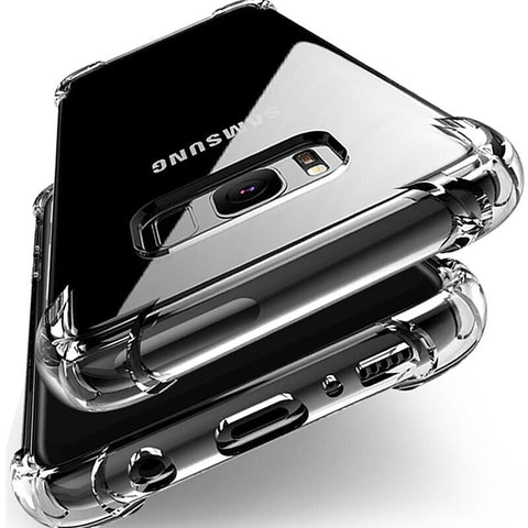 Samsung Clear Bumper Case
