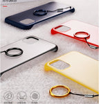 Ultra Thin Clear iPhone 11 Case