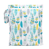 Bumkins reusable wet bag - Feathers