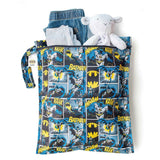 Bumkins reusable wet bag - DC Comics Batman