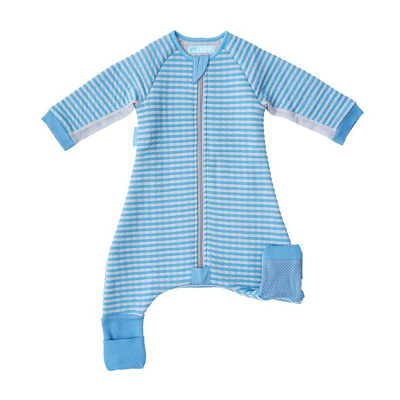 Groromper - Blue Stripe - Cosy 2-3 Years