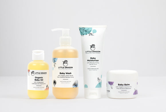 Little Dragon Baby essentials pack
