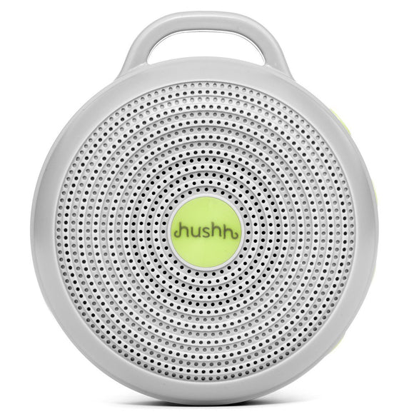 Hushh Portable White noise machine by Yogasleep