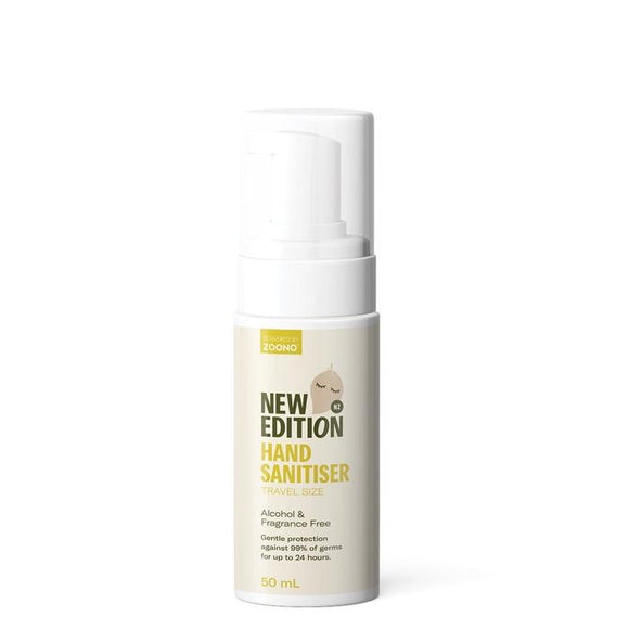 New Edition hand sanitiser foam 50ml travel size