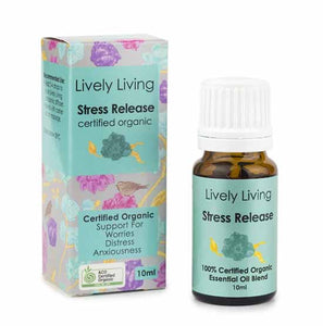 Essential oil blend - Stress release 10ml